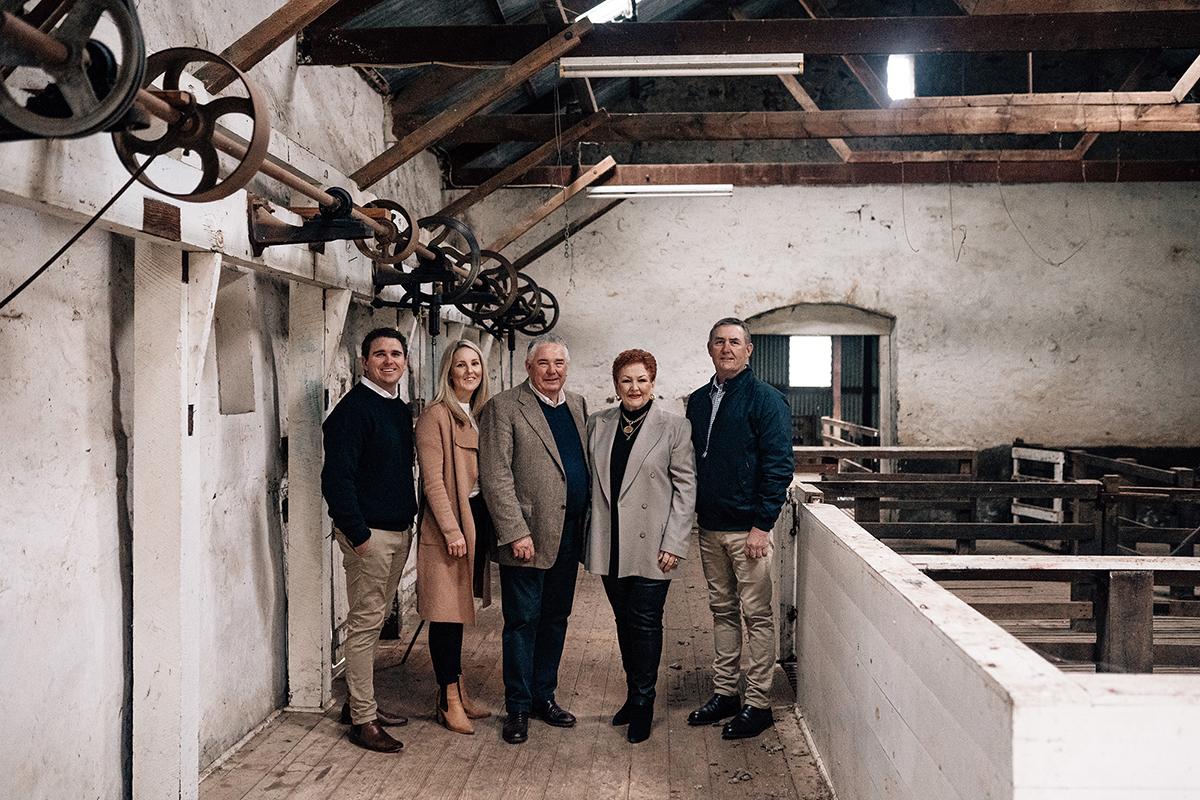 Burge Family - Trent, Amelia, Grant, Helen, Toby