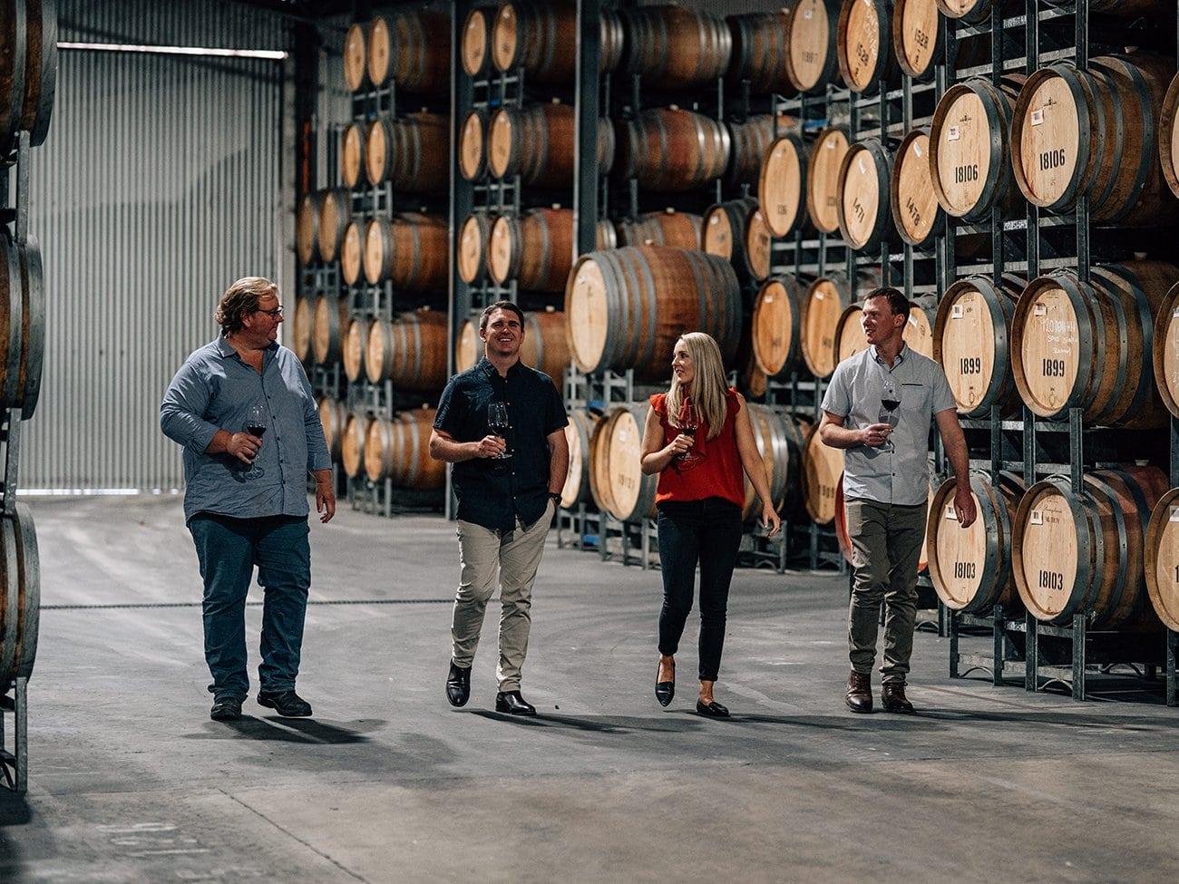 Winemakers - Burge Barossa